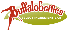Buffaloberries Select Ingredient Bar